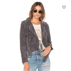 Blank NYC Suede Moro Jacket - Large